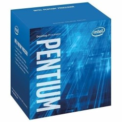Procesador Intel Pentium G4600, 3.60GHz, 3MB L3, LGA1151, 54W, 14nm, caja. Integra Intel HD Graphics 630