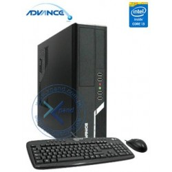 Computadora Advance Vission Open VO7159  Intel Core i3-4130 3.40GHz  4GB DDR3  500GB SATA.