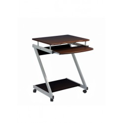 Escritorio de un nivel Xtech AM100GEN09 Single Level Computer Table, Teak, 64cm, 48cm, 75cm