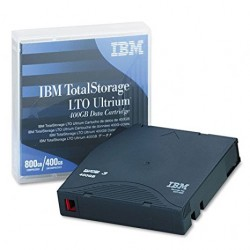 CARTUCHO DE DATOS IBM ULTRIUM GEN 3, 400/800GB