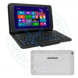 "Tablet Advance SmartPad SP7156, 8.95"" 1024x600, Windows 8.1, Intel Bay Trail, 1GB."