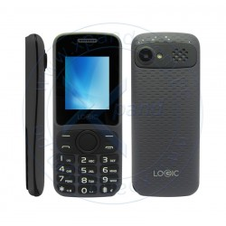 "Celular Logic M3, 1.8"" color 128x160, Desbloqueado, FM Radio, MP3, Bluetooth, Dual SIM.  audio 3.5mm, cámara VGA."