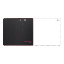 MousePad Kingston HyperX FURY S, tamaño L, tela y caucho