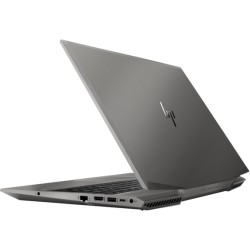 "Mobile Workstation HP ZBOOK 15 G5, INTEL I7-8850H 4.30GHZ, 8GB DDR4, 256SSD, 4GB NVIDIA, NODVD, 15.6"", W10P"