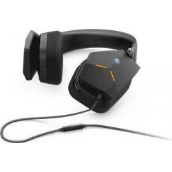 Auricular Gamer Dell Alienware AW988, Headset, Wireless, luces LED, USB, bateria