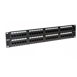 Patch Panel Cat6 Nexxt Solutions AW191NXT11, para Montaje en Rack, 48 Puertos