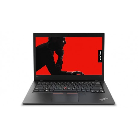 "Notebook Lenovo ThinkPad  L480, 14"" 1366x768, Win10Pro"