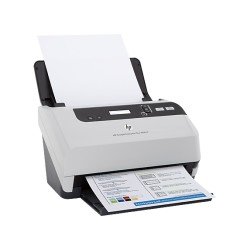 Escaner HP Scanjet Enterprise Flow 7000 s2, ADF, 600 ppp, 45 ppm / 90 ipm, USB 2.0.