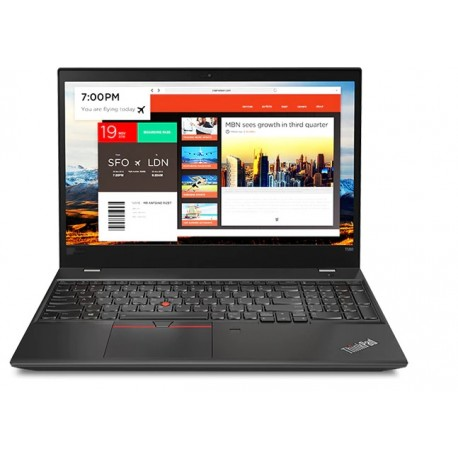 "Notebook Lenovo ThinkPad T580, Core i7 8550U 1.8GHz, 15.6"" FHD 1920x1080, Win10Pro"