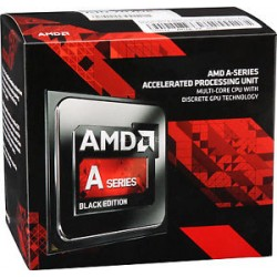 Procesador AMD A10-7870K, 3.90 GHz, 1024 KB x 4 L2, FM2+, 95W, 28nm, Caja.  Video Integrado Radeon R7 series.