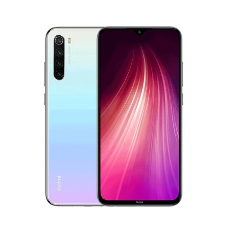 Smartphone Xiaomi Redmi Note 8 Global, 4GB, 64GB , 6.33'', Smartphone 48MP Quad Camera, 4000mAh