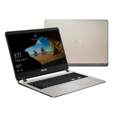 Notebook Asus X507UA-BR462, Core i5 8250U, 1Tb HDD, 4GB RAM, 15 Pulgadas, intel hd 620, windows 10 home, Endless, Grey