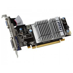 Tarjeta de video MSI ATI Radeon HD 5450  1GB DDR3 64-bit  DVI/HDMI/VGA  PCI-E 2.1 X16.