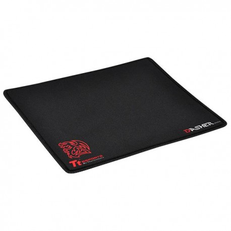 Mouse Pad Gaming Ttesports Dasher New Edition, Medium, Antideslizante, Negro.