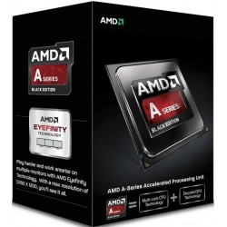 Procesador AMD A6-6400K  3.90GHz  512 KB x 2 L2  FM2  65W  32nm  Caja. Video integrado Radeon HD 8470D.