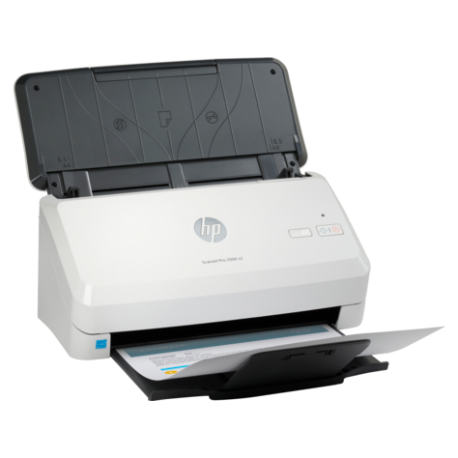 Scanner HP ScanJet Pro 2000 s2 Sheet-feed, USB 3.0, 600 dpi, 3,500 pages per day, 50 page ADF