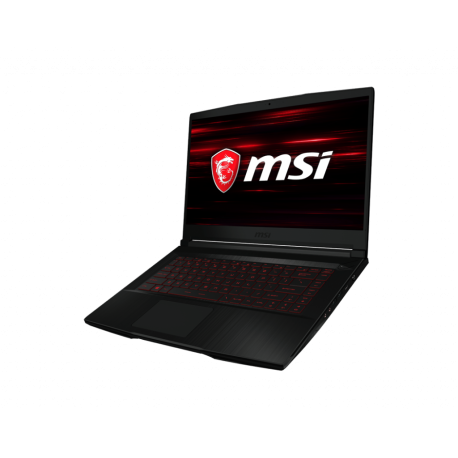 "Notebook Msi GF63 THIN 9SCXR, intel Core I5-9300H, 512GB SSD, 8GB, 15.6"" FHD IPS, GTX1650 TI GDDR6 4GB, FREEDOS"