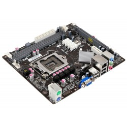 MB ECS INTEL H61 S/V/L DDR3 Motherboard ECS H61H2-MV  rev 1.0  socket LGA1155