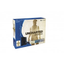 PlayStation 4 500GB Uncharted: The Nathan Drake Collection Bundle.