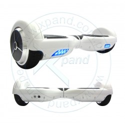 Scooter Smart Balance Wheel Hi-Pop Dance, Bluetooth, Parlante, Luces, 12 KM/h, maleta.