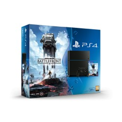 PlayStation 4 500GB Star Wars: Battlefront Limited Edition Bundle.