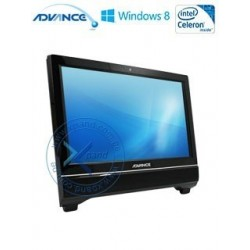 All-in-One Advance AIO AI4816  21.5 Touch 1920x1080 Intel Celeron 847 1.10GHz  4GB DDR3.""