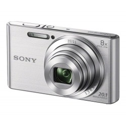 Camara digital Sony Cyber-shot DSC-W830  20.1 MP  zoom optico 8x  Lente ZEISS Vario-Tessar
