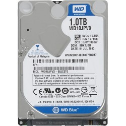 Disco duro Western Digital Blue WD10JPVX  1TB SATA 6.0 Gb/s  2.5""