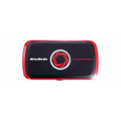 CAPTURADOR DE VIDEO AVERMEDIA LIVE GAMER EXTERNO PORTABLE USB