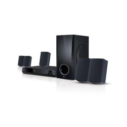 Reproductor LG Blu-ray Disc™ 3D-Capable 500W 5.1ch  Home Theater System with Smart TV