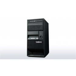Servidor Lenovo THINKSERVER TS140, Intel Xeon E3-1246v3 3.5GHz, 8 GB DDR3, 2TB, 4U Tower.