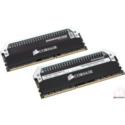 Kit memoria Corsair Dominator Platinum  16 GB (2 X 8GB)  DDR3  2666 MHz  CL 12