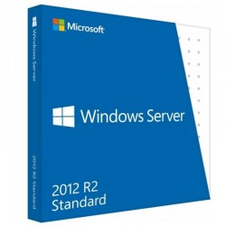 Windows Server 2012 R2 Standard ROK (2CPU/2VMs) - Multilingual.