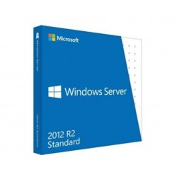 Microsoft Windows Server 2012 R2 Standard Reseller Option Kit  Eng/French/Italian/German/Spanish SW.