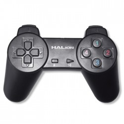 Halion  Game Pad  HA701 Modo analogico