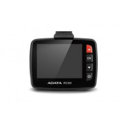 Camara para auto ADATA DASH RECORDER RC300, ARC300-16G-CGY, 16GB, deteccion de choque y proteccion