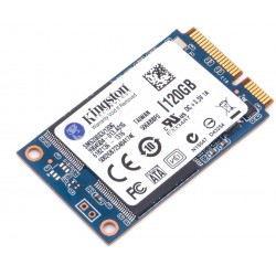 Unidad en estado solido Kingston SSDNow mS200  120GB  mSATA  6Gb/s.