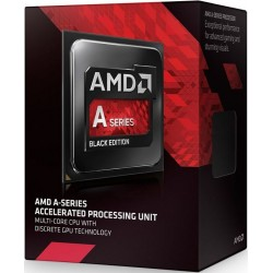 Procesador AMD A6-7400K  3.50 GHz  512 KB x 2 L2  FM2+  65W  28nm  Caja. Video Integrado Radeon R5 series.