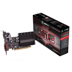 Tarjeta de video XFX ONE Radeon HD5450 1 GB DDR3  conectores: VGA/DVI/HDMI