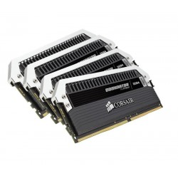 Kit memoria Corsair Dominator Platinum  16 GB (4 X 4GB)  DDR3  1866 MHz  CL 9