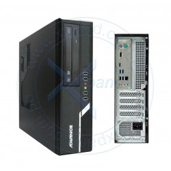 Computadora Advance Vission Open VO8155, Intel Core i3-4170 3.70GHz, 4GB DDR3, 500GB SATA. DVD SuperMulti, teclado y mouse