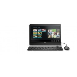 "All-in-One DELL Inspiron 20 3052, 19.5"" HD, Intel Pentium N3700 1.60GHz, 4GB DDR3. Disco duro 500GB SATA, video Intel HD"