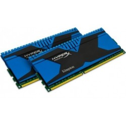Kit de memoria Kingston HyperX Predator  8GB (2 x 4GB)  DDR3  1866 MHz  CL9.