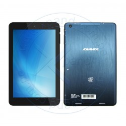 "Tablet Advance SmartPad SP7148, 8"" Touch, 1280 x 800, Intel Atom Z3735G 1.33 GHz, 1GB DDR3, 2Mpx, 1.3Mpx, Windows 10"