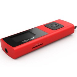 Reproductor MP3 HIPSTREET 4GB C/DISPLAY   HS-604-4GBMX
