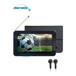 Tablet Advance Prime PR4147  7 1024x600  Android 4.2  8 GB  1GB DDR3  TV analogica.""