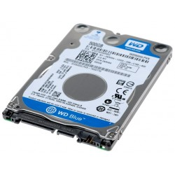 Disco duro Western Digital Blue WD5000LPVX  500GB SATA 6.0 Gb/s  2.5.""