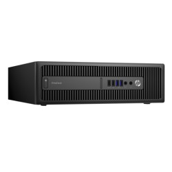 PC HP ELITEDESK 800 G2 SFF, CORE I5-6500 3.2GHZ, 4GB, 1TB, W7P-W10P