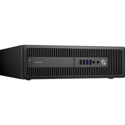 PC HP PRODESK 600 G2 SFF, CORE I5-6500 3.2GHZ, 4GB, 500GB, W7P-W10P