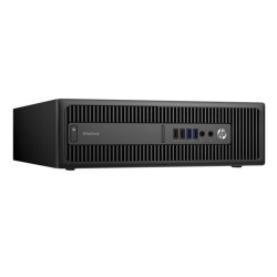 PC HP ELITEDESK 800 G2 SFF, INTEL CORE I7-6700 3.4GHZ, 8GB, 1TB, W10-W7P